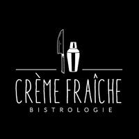 Crème Fraîche logo Barman / Barmaid Serveur / Serveuse Busboy Barista Divers resto emploi restaurant