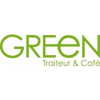 Green traiteur et café logo Serveur / Serveuse Busboy Barista resto emploi restaurant