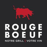 Rouge Boeuf Terrebonne logo Cuisinier et Chef resto emploi restaurant