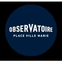 Terrasse bar Au Sommet Place Ville Marie logo Hôte / Hôtesse  resto emploi restaurant