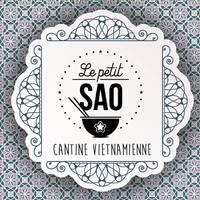 LE PETIT SAO logo Commis générales de cuisine Cuisinier et Chef Serveur / Serveuse resto emploi restaurant