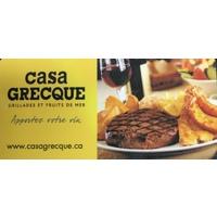 Casa Grecque-Lasalle  logo Serveur / Serveuse resto emploi restaurant